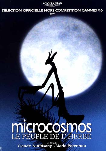 bruitages microcosmos