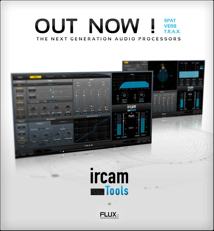 plugins audio ircam tools